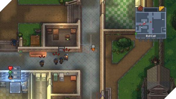the escapists 2 screenshot 4 600x338 - Đánh giá The Escapists 2 - những kẻ đào tẩu