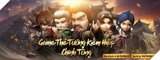 Vua Kiếm Hiệp đổi tên thành Tân Chưởng Môn Mobile, sẵn sàng ra mắt giữa tháng 3