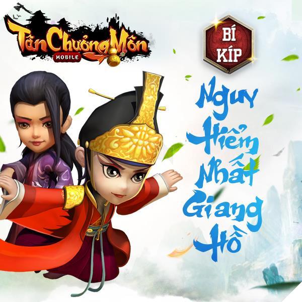 Vua Kiếm Hiệp đổi tên thành Tân Chưởng Môn Mobile, sẵn sàng ra mắt giữa tháng 3 7