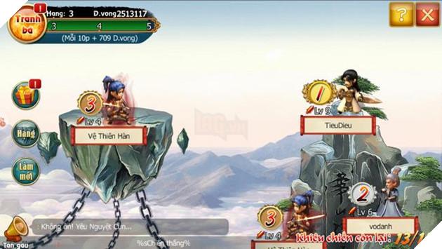 Vua Kiếm Hiệp đổi tên thành Tân Chưởng Môn Mobile, sẵn sàng ra mắt giữa tháng 3 3