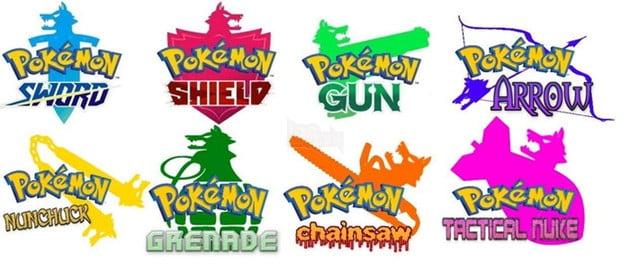 Khi các nhân vật Anime chia nhóm theo Pokemon Sword and Shield mới ra mắt 10