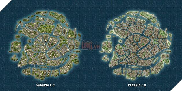 Bản đồ mới của PUBG được hé lộ, lấy ý tưởng từ thành phố Venice của Ý 3