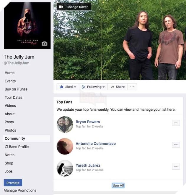 Fan Cứng và Top Fan trên Facebook là gì và cách lấy huy hiệu đặc biệt này 4