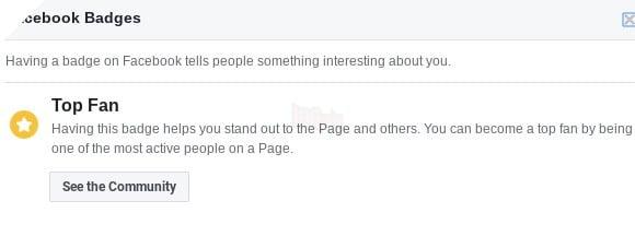 Fan Cứng và Top Fan trên Facebook là gì và cách lấy huy hiệu đặc biệt này
