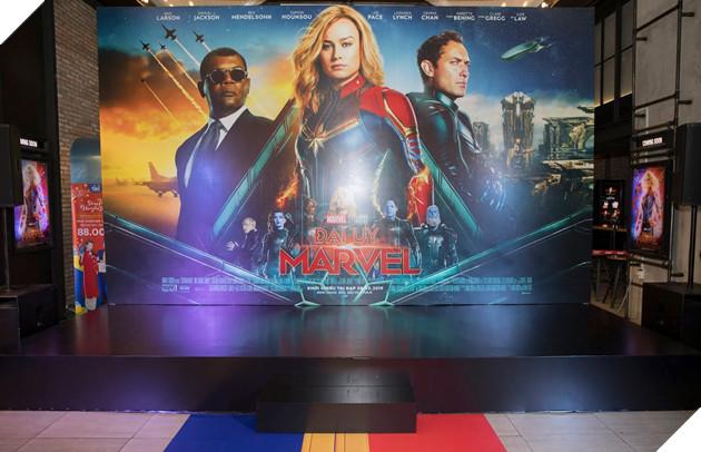 Pew Pew - Misthy cùng dàn khách mời nô nức diện kiến Captain Marvel