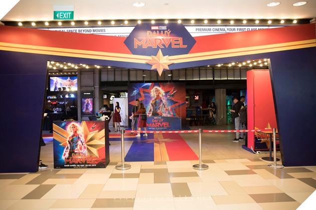 Pew Pew - Misthy cùng dàn khách mời nô nức diện kiến Captain Marvel  5