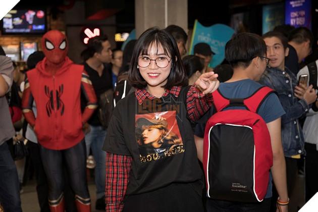 Pew Pew - Misthy cùng dàn khách mời nô nức diện kiến Captain Marvel  4