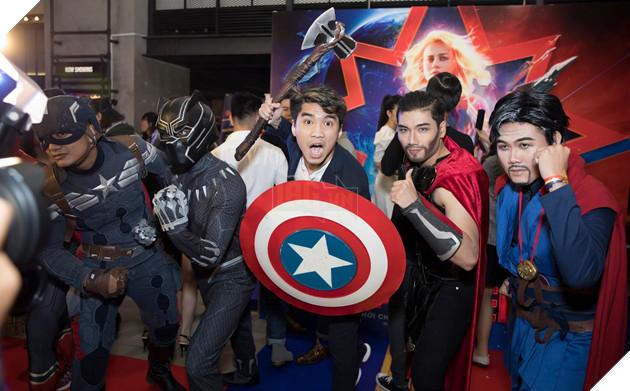 Pew Pew - Misthy cùng dàn khách mời nô nức diện kiến Captain Marvel  9