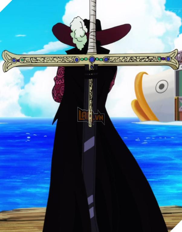 One Piece: Thanh kiếm Yoru của Mihawk sở hữu sức mạnh kinh khủng như thế nào? 3