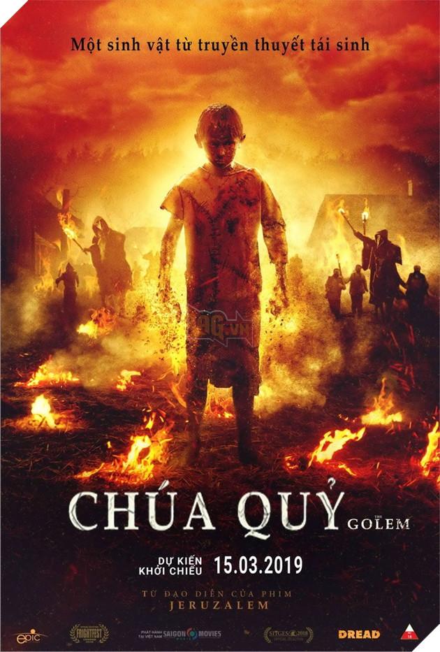 Kumanthong phiên bản Do Thái sẽ xuất hiện trong Chúa Quỷ