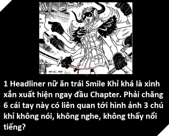 Góc soi mói One Piece 935: Ông trùm 20 năm trước của Wano Quốc xuất hiện - Tác giả lại vẽ lỗi Luffy? - Ảnh 1.