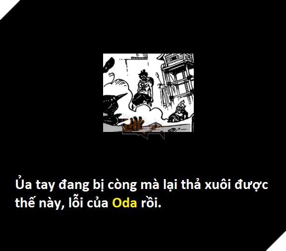 Góc soi mói One Piece 935: Ông trùm 20 năm trước của Wano Quốc xuất hiện - Tác giả lại vẽ lỗi Luffy? - Ảnh 5.