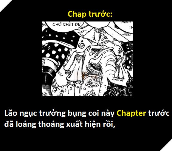 Góc soi mói One Piece 935: Ông trùm 20 năm trước của Wano Quốc xuất hiện - Tác giả lại vẽ lỗi Luffy? - Ảnh 6.