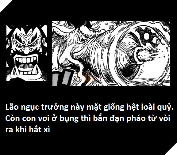 Góc soi mói One Piece 935: Ông trùm 20 năm trước của Wano Quốc xuất hiện - Tác giả lại vẽ lỗi Luffy? - Ảnh 8.