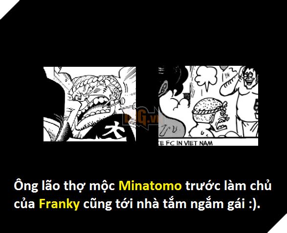 Góc soi mói One Piece 935: Ông trùm 20 năm trước của Wano Quốc xuất hiện - Tác giả lại vẽ lỗi Luffy? - Ảnh 15.