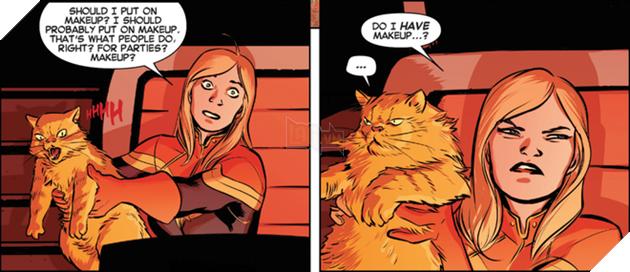 Sự thật kinh dị về con mèo rõ đáng yêu được Nick Fury vuốt ve trong Captain Marvel - Ảnh 6.