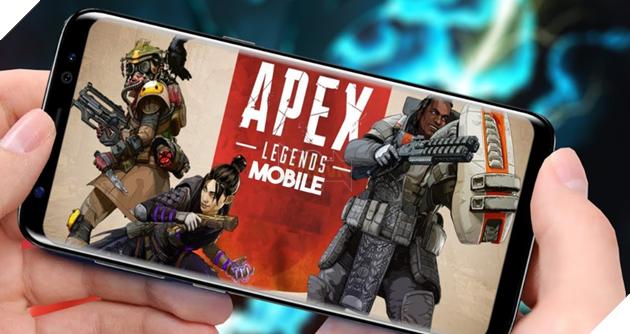 Apex Legends Mobile tiết lộ ngày ra mắt đến tận tháng 11 2