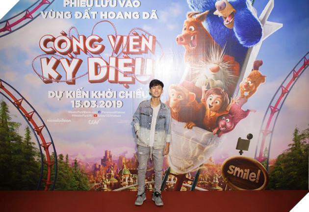 Siêu mẫu Thúy Hạnh, Huỳnh Đông - Ái Châu cùng các con khám phá Wonder Park  5