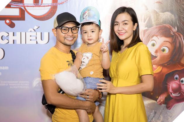 Siêu mẫu Thúy Hạnh, Huỳnh Đông - Ái Châu cùng các con khám phá Wonder Park  3