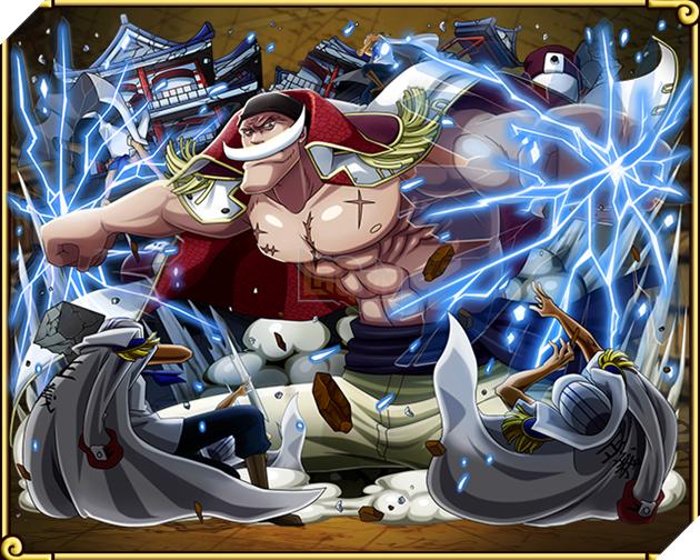 Giả thuyết One Piece: Râu Trắng từng là vật thí nghiệm của Vegapunk