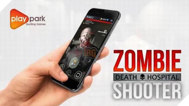 Zombie Shooter Death Hospital, tựa game AR siêu hot mới ra mắt 2