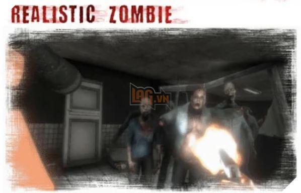 Zombie Shooter Death Hospital, tựa game AR siêu hot mới ra mắt 5