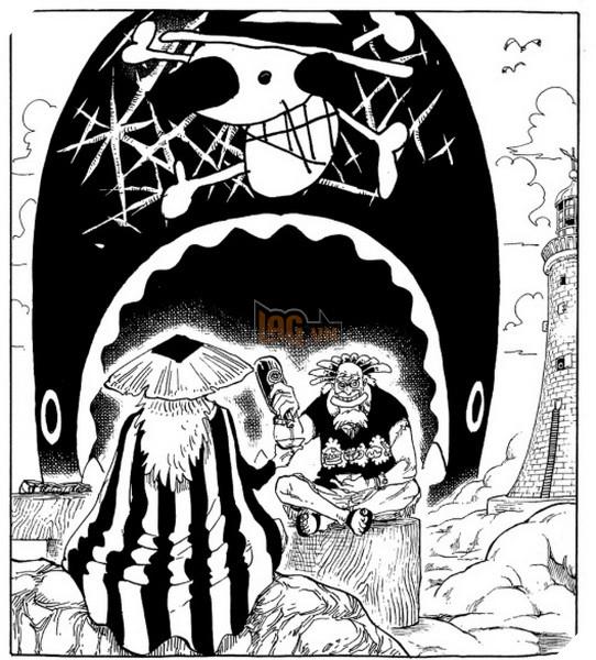 One Piece: Danh tính thật sự của Kawamatsu xuyên suốt cốt truyện 5