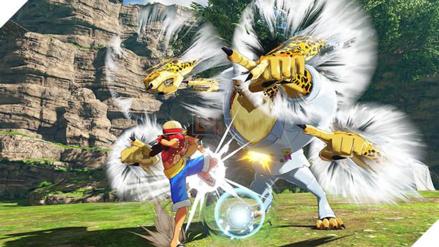 One Piece: World Seeker vẫn sẽ chưa được phát hành tại Việt Nam