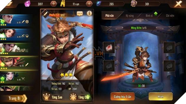 Funtap sắp tung ra tựa game lấy đề tài Xuân Thu Chiến Quốc đầu tiên tại Việt Nam 5