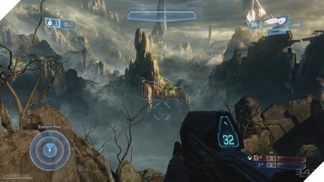 Tượng đài Halo đã sẵn sàng đặt chân lên PC 3