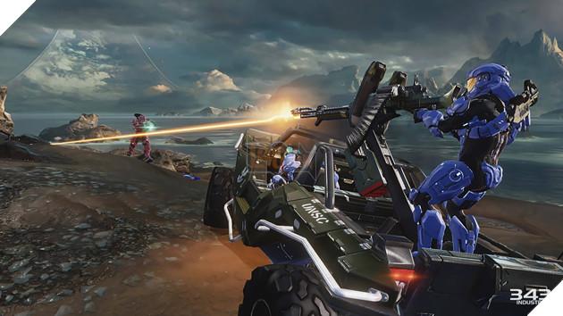 Tượng đài Halo đã sẵn sàng đặt chân lên PC 2