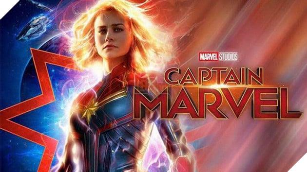 Tổng hợp 10 poster Captain Marvel đẹp nhất được thiết kế bởi người hâm mộ