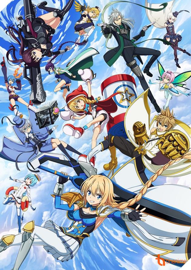 Tổng hợp 10 Anime hành động cực chất bạn cần phải xem trong năm 2019 2