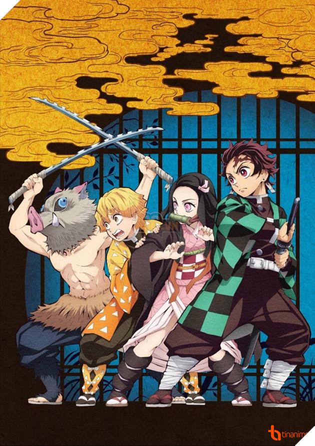 Tổng hợp 10 Anime hành động cực chất bạn cần phải xem trong năm 2019 6