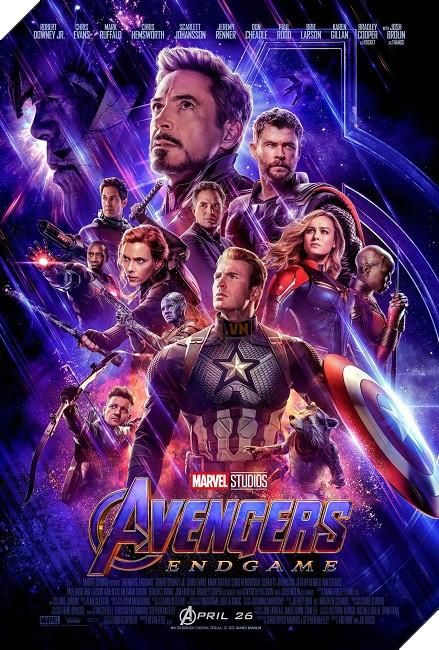 Avengers: Endgame tung trailer chính thức tiếp theo, đội Avengers tập hợp 2