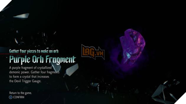 Devil May Cry 5: Hướng dẫn tìm toàn bộ mảnh Purple Orb 3