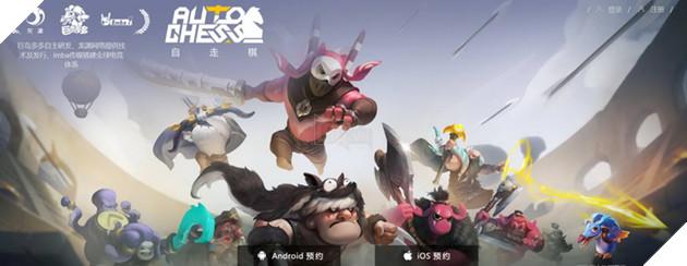 Auto Chess Mobile: Hướng dẫn cách tải game cho Android và đăng nhập Đã cập nhật mới