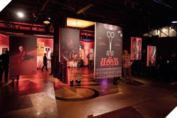 Us nhận cơn mưa lời khen tại liên hoan phim kinh dị đình đám nhất thế giới 2