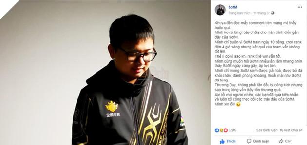 LMHT: Bị chỉ trích quá nhiều, Sofm đáp trả bằng MVP đầu tiên tại LPL Mùa Xuân 2019 1