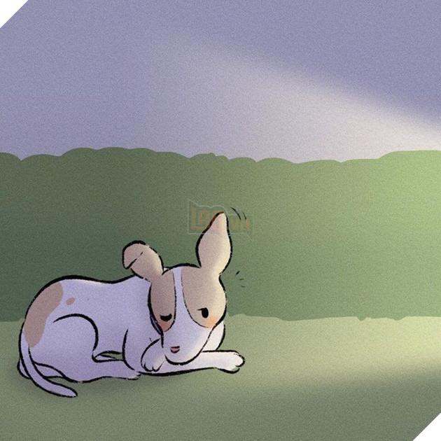 Rơi nước mắt với bộ truyện tranh về chú chó nhỏ: 'Xin chào lần nữa' 20