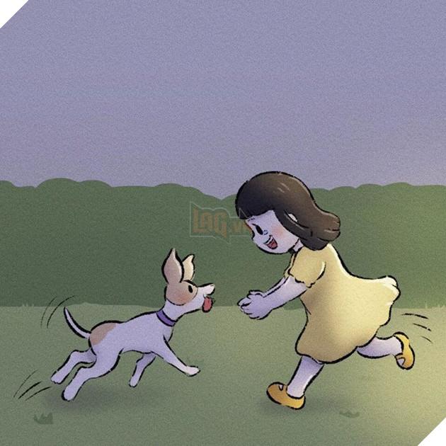 Rơi nước mắt với bộ truyện tranh về chú chó nhỏ: 'Xin chào lần nữa' 22