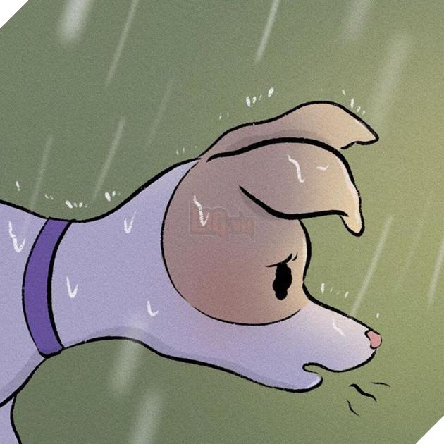 Rơi nước mắt với bộ truyện tranh về chú chó nhỏ: 'Xin chào lần nữa' 29