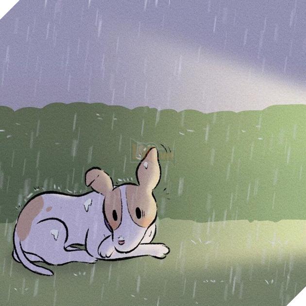 Rơi nước mắt với bộ truyện tranh về chú chó nhỏ: 'Xin chào lần nữa' 25