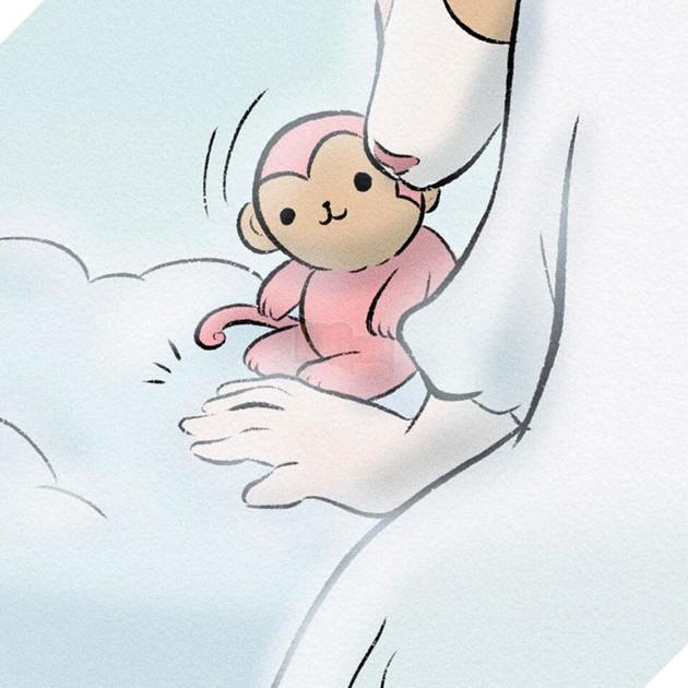 Rơi nước mắt với bộ truyện tranh về chú chó nhỏ: 'Xin chào lần nữa' 35