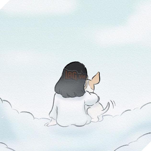 Rơi nước mắt với bộ truyện tranh về chú chó nhỏ: 'Xin chào lần nữa' 36