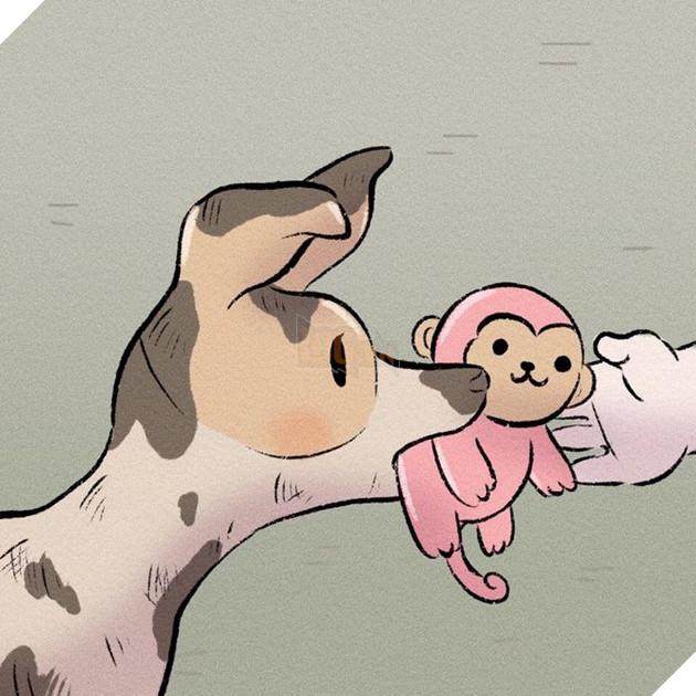 Rơi nước mắt với bộ truyện tranh về chú chó nhỏ: 'Xin chào lần nữa' 4