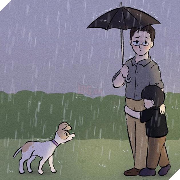 Rơi nước mắt với bộ truyện tranh về chú chó nhỏ: 'Xin chào lần nữa' 27