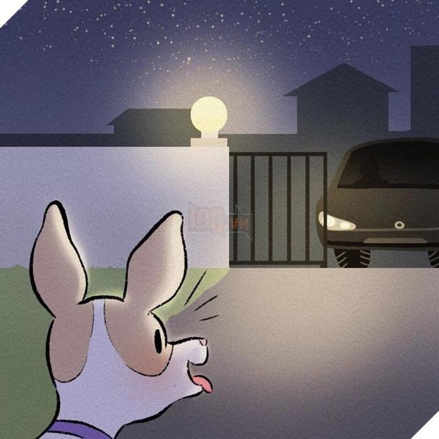 Rơi nước mắt với bộ truyện tranh về chú chó nhỏ: 'Xin chào lần nữa' 21