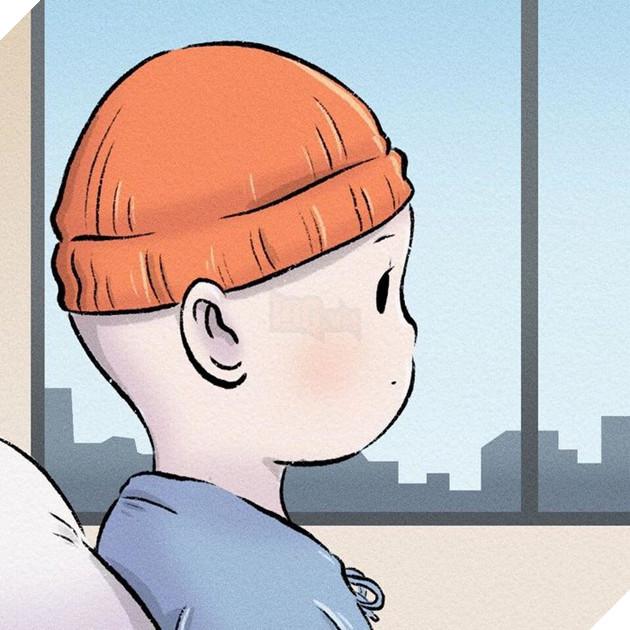 Rơi nước mắt với bộ truyện tranh về chú chó nhỏ: 'Xin chào lần nữa' 14