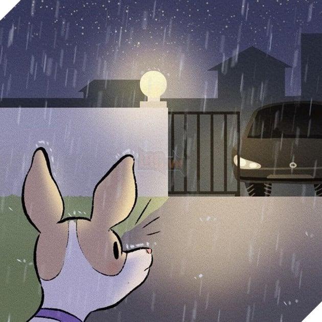 Rơi nước mắt với bộ truyện tranh về chú chó nhỏ: 'Xin chào lần nữa' 26